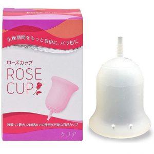 月経カップ_ローズカップパッケージ